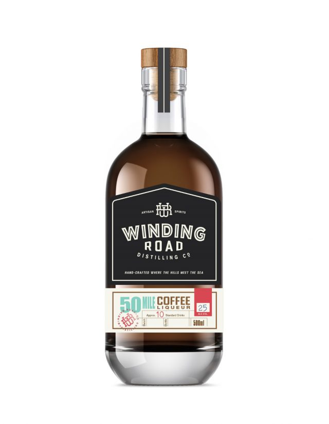 WR 50 Mile Coffee Liqueur