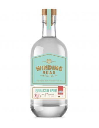 WR Winding Road Distilling Co Agricole Blanc Virgin Cane Spirit