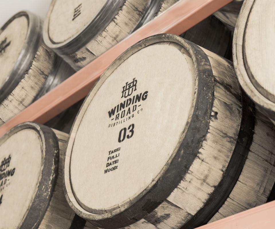 Winding Road Distilling Co Distillers Circle