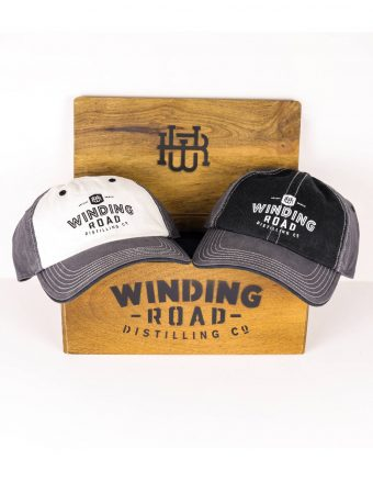 Winding Road Distilling Co Caps
