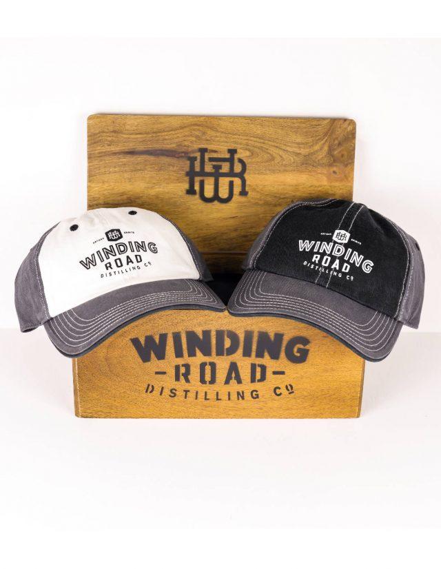 Winding Road Distilling Co Caps