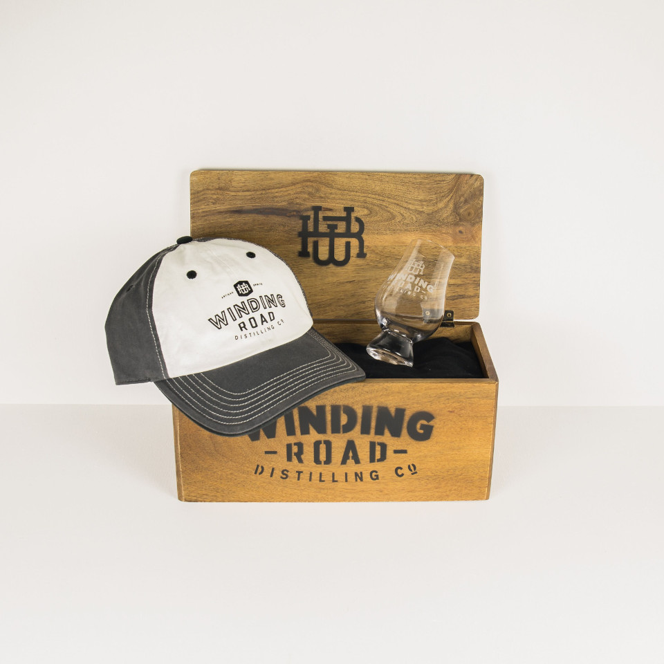 Distillers Circle Cap Glasses